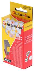 Картридж струйный Colouring CG-BCI-21/BCI-24Bk