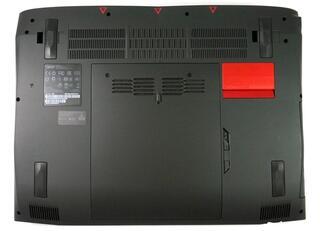 """17.3"""" Ноутбук Acer Predator 17 G9-791-753Q черный"""