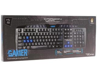 Клавиатура Qumo Dragon War Gamer