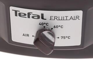 Сушилка для овощей и фруктов Tefal Fruit Air DF 1008 черный