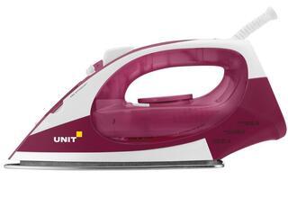 Утюг UNIT USI-282 бордовый