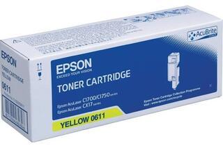 Картридж лазерный Epson C13S050611