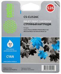 Картридж струйный Cactus CS-CLI526С