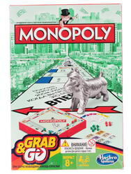Игра настольная Монополия: Дорожная