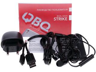 """5"""" Смартфон BQ Strike 8 Гб черный"""