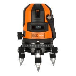 Лазерный нивелир RGK UL-11 MAX
