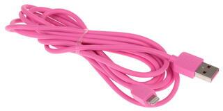 Кабель Remax Light  USB - Lightning 8-pin розовый