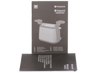 Тостер Hotpoint-Ariston TT 22M DSL0 белый