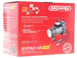 Компрессор для шин SKYWAY Буран-08