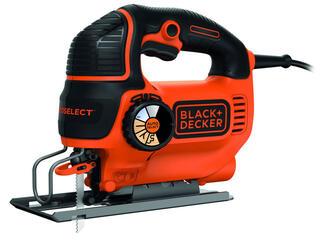 Электрический лобзик Black&Decker KS801SEK