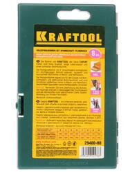 Набор сверл KRAFTOOL 29400-H8
