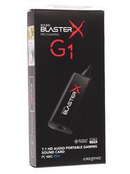 Внешняя звуковая карта Creative Sound BlasterX G1