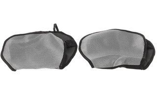 Чехлы на сиденье AUTOPROFI CARBON PLUS CRB-402Pf серый