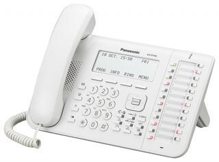 Системный телефон Panasonic KX-DT546RUW