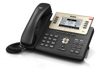 IP-телефон Yealink SIP-T27P черный