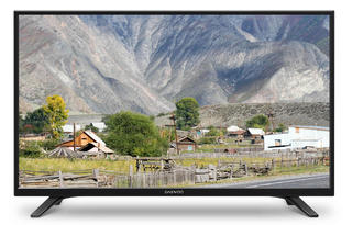 "32"" (81 см)  LED-телевизор Daewoo L32R640VTE черный"