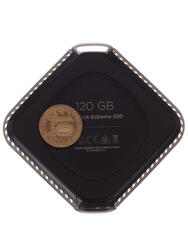 "3"" Внешний SSD SanDisk Extreme 500 Portable SDSSDEXT-120G-G25"