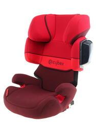 Детское автокресло Cybex Solution X2-Fix красный