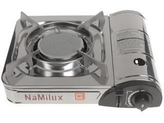 Газовая плитка NaMilux NA164SS серебристый
