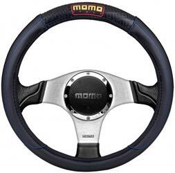 Оплетка на руль Momo TUNING черный