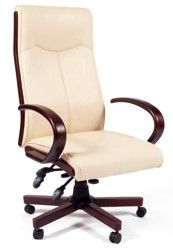 Кресло офисное Chairman 411 бежевый