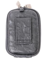 Чехол Riva 7022 (PU) Digital Case grey перламутр серый