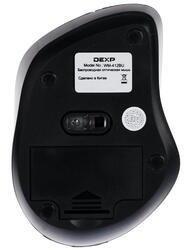 Мышь беспроводная DEXP WM-412BU