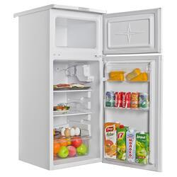 Холодильник с морозильником Саратов 264 белый