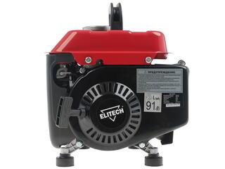 Бензиновый электрогенератор Elitech БЭС 950 Р