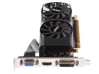 Видеокарта MSI GeForce GTX 750 Ti [N750TI-2GD5TLP]