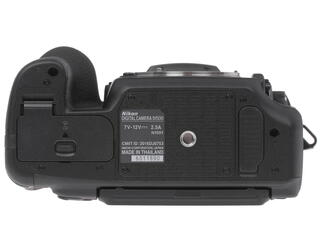 Зеркальная камера Nikon D500 Body черный