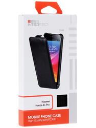 Флип-кейс  Interstep для смартфона Huawei Honor 4C Pro
