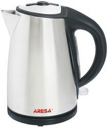 Электрочайник Aresa AR-3418 серебристый