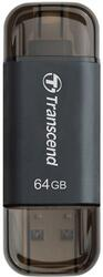 Память OTG USB Flash Transcend JetDrive Go 300  64 ГБ