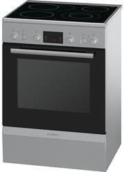 Электрическая плита BOSCH HCA 644250R серебристый