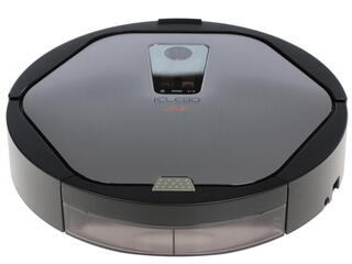 Пылесос-робот iClebo Arte YCR-M05-20 серебристый