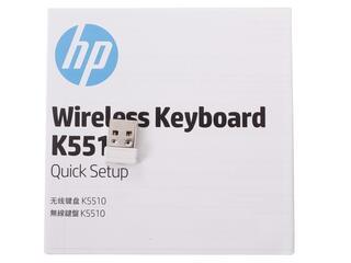 Клавиатура HP Wireless K5510