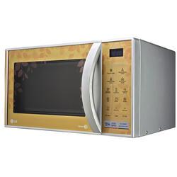 Микроволновая печь LG MH6343BAW коричневый
