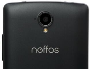 "4.5"" Смартфон Tp-Link Neffos C5L 8 Гб серый"