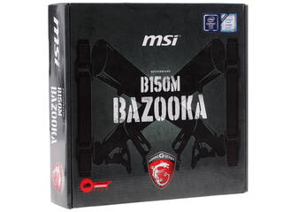 Материнская плата MSI B150M BAZOOKA