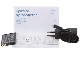 Сотовый телефон Nokia 222 Rome DS белый