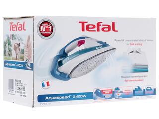 Утюг Tefal FV5373E0 синий