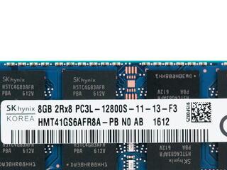 Оперативная память SODIMM Hynix [HMT41GS6AFR8A-PB] 8 ГБ