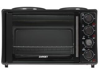 Электропечь ZARGET ZMO 27BH черный