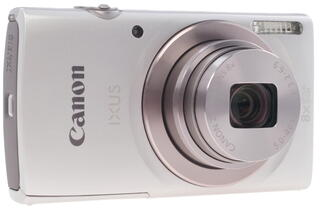 Компактная камера Canon Digital IXUS 175 серебристый