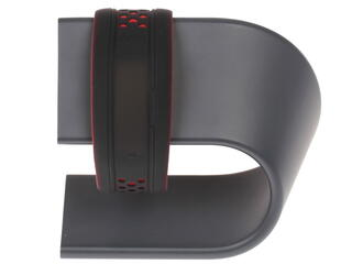 Фитнес-браслет Mio FUSE Crimson Large черный