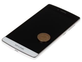 "5"" Смартфон Tp-Link Neffos C5 16 Гб белый + Power bank TL-PB2600"