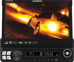 Автопроигрыватель SoundMax SM-CCR5701M