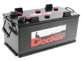 Автомобильный аккумулятор DOCKER 6ст-190 VL