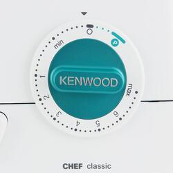 Кухонный комбайн Kenwood Classic Chef KM353 0WKM353002 белый, синий